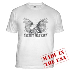 New Badass T-shirts for real octane Freaks